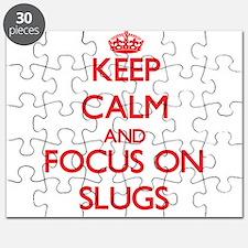 Cute Slugged Puzzle