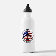 Unique Bomber Water Bottle