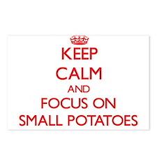 Unique Potato Postcards (Package of 8)
