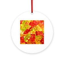 Gummi Bears Round Ornament