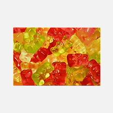 Gummi Bears Rectangle Magnet