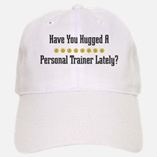 Hugged Personal Trainer Baseball Baseball Cap