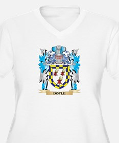 Doyle Coat of Arms - Family Crest Plus Size T-Shir