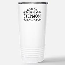Worlds Best Stepmom Travel Mug