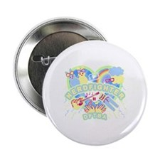 "Nerdfighter Cute 2.25"" Button"