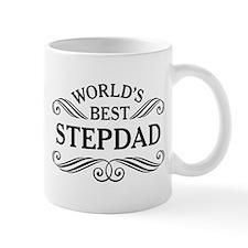 Worlds Best Stepdad Mugs