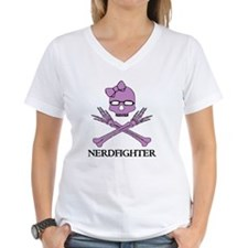 Nerdfighter Skull Shirt