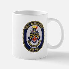 USS MISSOURI Mug