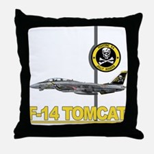 Unique Tomcat Throw Pillow