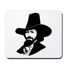 Strk3 Guy Fawkes Mousepad