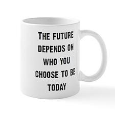 The Future Depends... Mugs
