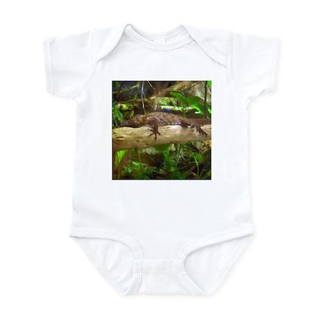 cuban false chameleon Infant Bodysuit