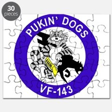 Cool Fighting dogs Puzzle