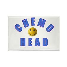 CHEMO HEAD Rectangle Magnet
