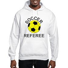 Soccer Referee Hoodie Sweatshirt