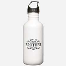 World's Best Brother Water Bottle