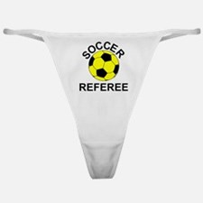 Soccer Referee Classic Thong