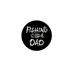 Fishing Dad Mini Button (10 pack)