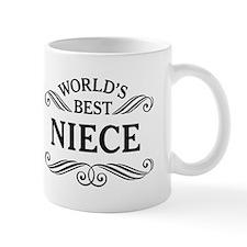 World's Best Niece Mugs