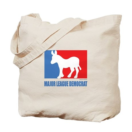 ML Democrat Tote Bag