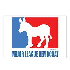 ML Democrat Postcards (Package of 8)