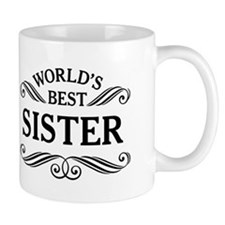 World's Best Sister Mugs