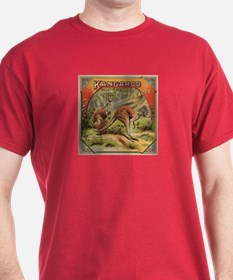 Vintage Kangaroo Label T-Shirt