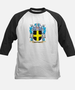 Dufferly Coat of Arms - Family Crest Baseball Jers
