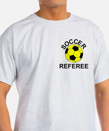 Soccer Referee Pocket Image T-Shirt