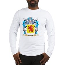 Duffin Coat of Arms - Family Crest Long Sleeve T-S