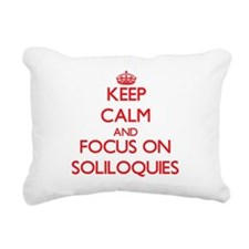 Cute Sol Rectangular Canvas Pillow