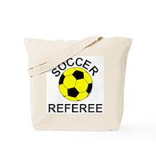 Soccer Referee Tote Bag