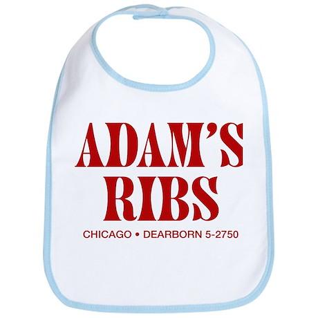 Adam's Ribs Bib