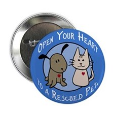 Open Your Heart Button