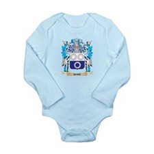 Duke Coat of Arms - Family Crest Body Suit