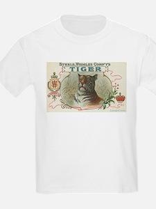 Vintage TIGER Label T-Shirt