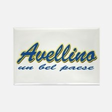 Avellino Italy Rectangle Magnet (10 pack)