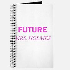Future Mrs. Holmes Journal