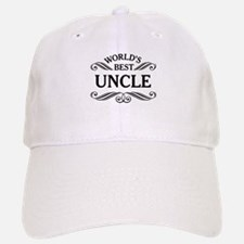 World's Best Uncle Baseball Baseball Baseball Cap