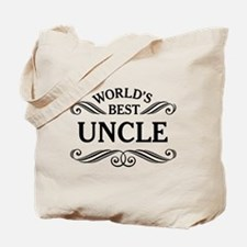 World's Best Uncle Tote Bag