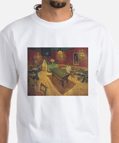Night Cafe Van Gogh Art Shirt