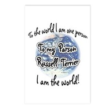 Parson World2 Postcards (Package of 8)