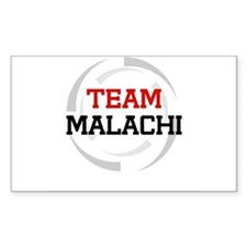 Malachi Rectangle Decal