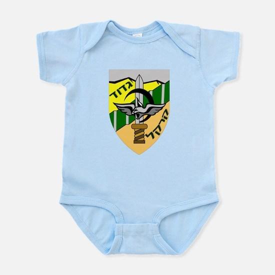 Caracal Battalion Infant Bodysuit