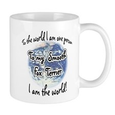 Smooth Fox World2 Mug