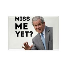 Miss Me Yet? Anti Obama Magnets