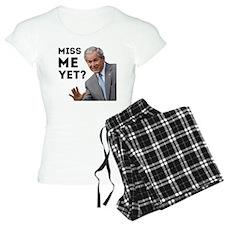 Miss Me Yet? Anti Obama Pajamas