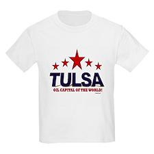 Tulsa Oil Capital Of The World T-Shirt