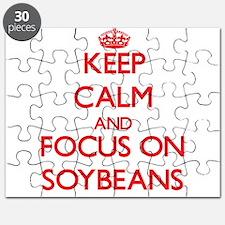 Unique Soybeans Puzzle