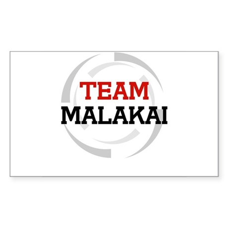 Malakai Rectangle Sticker